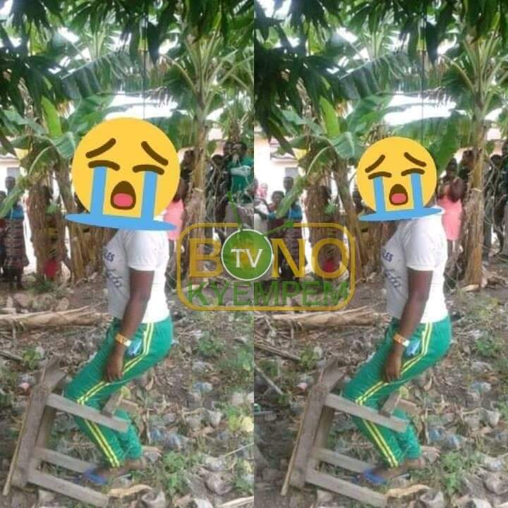 FB IMG 1615331471745 - SAD: Young Girl Hangs Herself To Deth After Battling Depression (Photos)