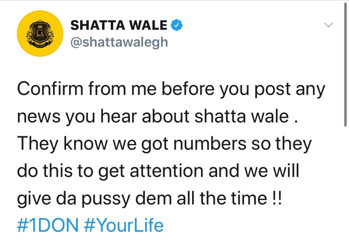 img 4736 - Read Full Details: Shatta Wale Warns The Media About Him