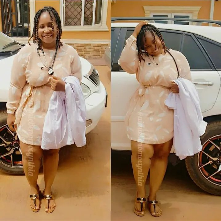 newslite1616802292646 - Have You Seen This Chubby Endowed Medical Doctor Recently? See Stunning Recent Photos Of Her