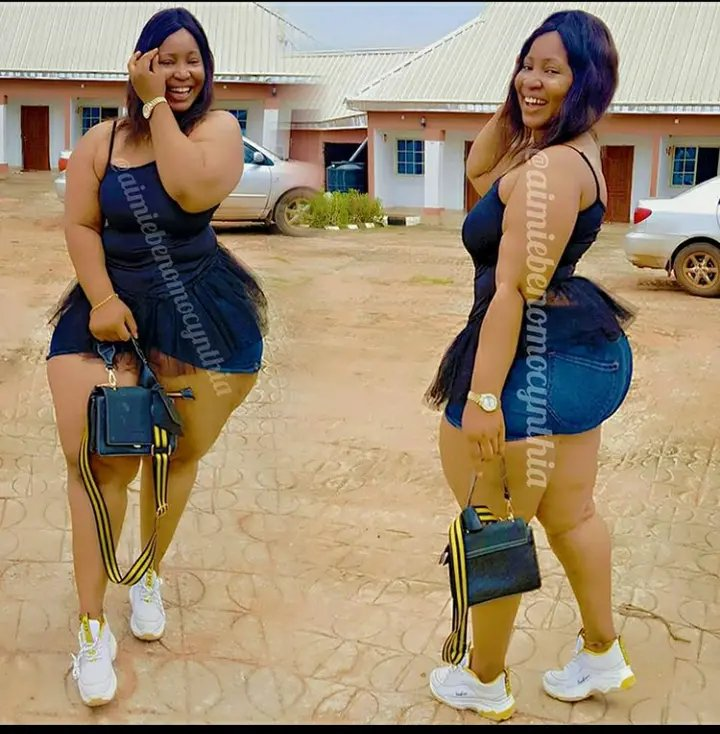 newslite1616802303058 - Have You Seen This Chubby Endowed Medical Doctor Recently? See Stunning Recent Photos Of Her