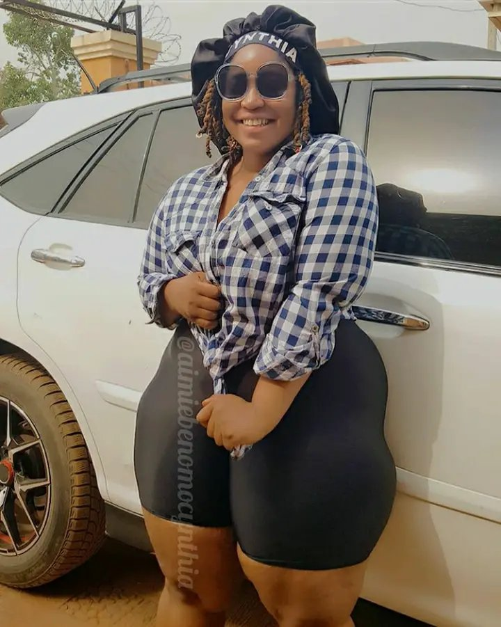 newslite1616802306027 - Have You Seen This Chubby Endowed Medical Doctor Recently? See Stunning Recent Photos Of Her