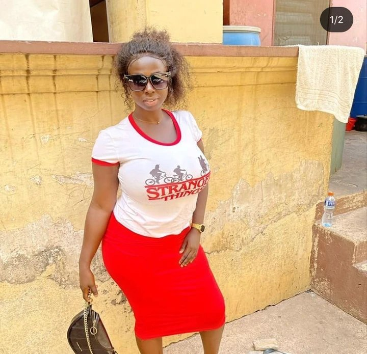 6188f96e ff9c 4e11 9b27 881976c1db10 - Cinderella Kasawale Appears In New Pictures With Flawless Look And Heavy Chest