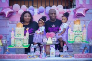 twins new 300x200 - Birthday Party For Twins Turns Into Funeral As Couple Shed Tears While Recounting How The Kids Survived In The Womb For 3yrs Before They Were Born- Photos