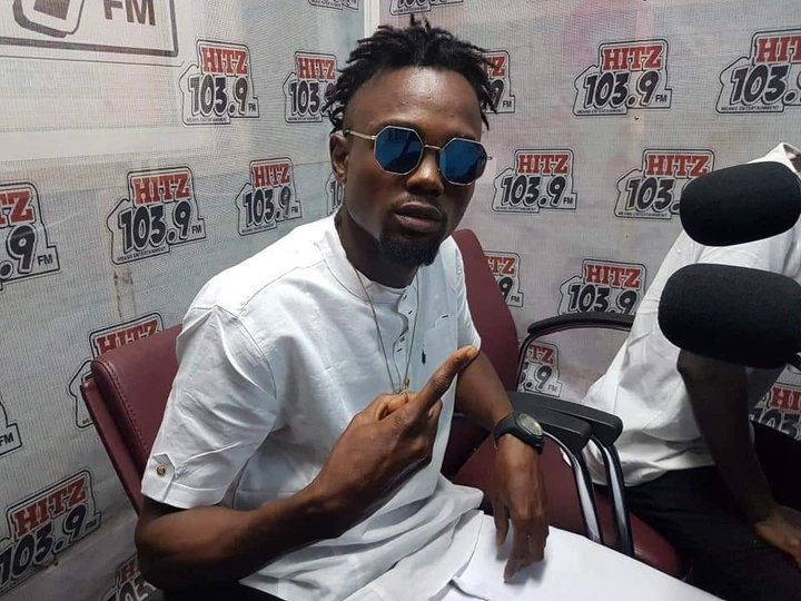 newslite1627056813978 - Tears Flow as Top Ghanaian Rapper Dies In Gory Motto Accident