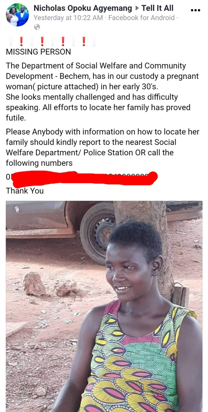 697b79eb26304f6c86f445cdbefa632d - Takoradi Missing Pregnant Women; One Finally Found But What Has Happened To Her Is So Unfortunate