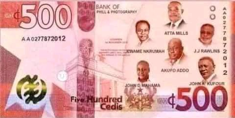 operanews1633294030298 - Specimen of Ghc500 New Note Leaks? [Photo]